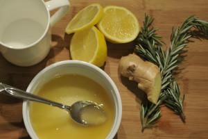 Soothing immune boosting tea!