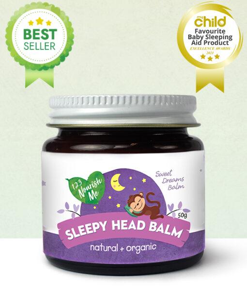 natural sleep aid for babies