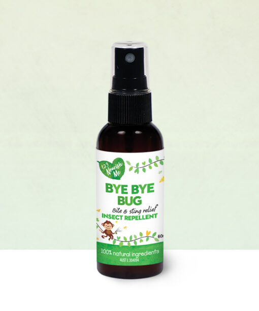 Bye bye bug Insect Repellent