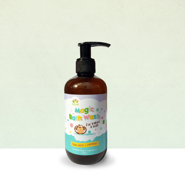 Magic bath wash for kids click to buy
