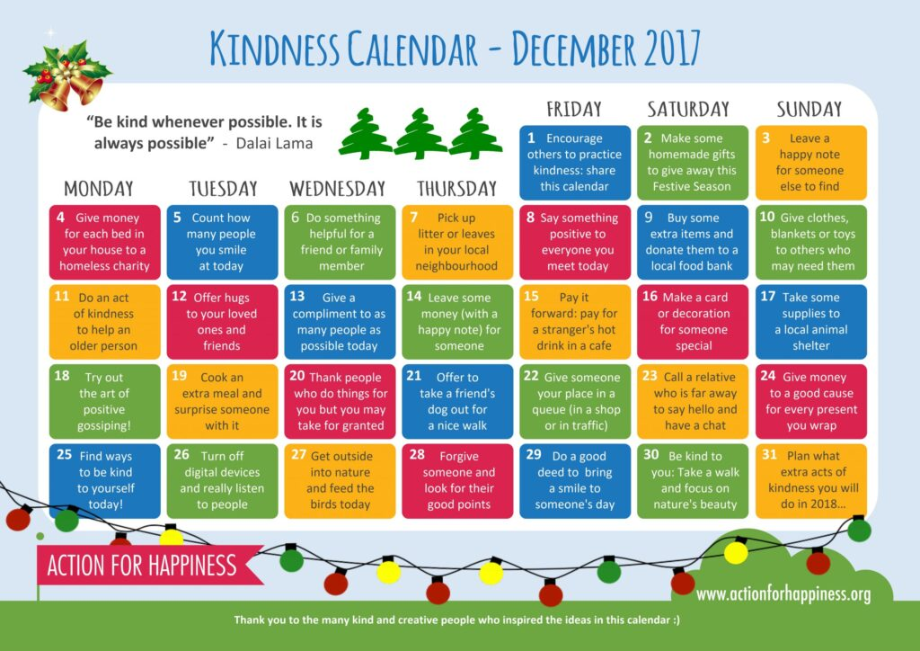 Teach kids kindness!