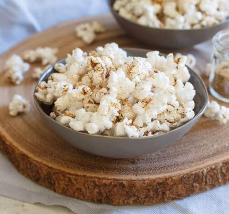 Popcorn nourishing