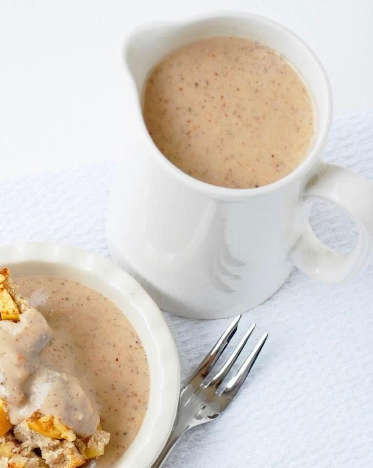 Nourishing custard