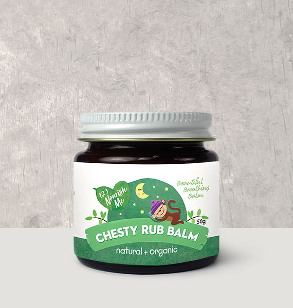 chesty rub balm
